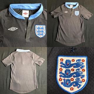 Camisa Seleção Inglaterra 2011-2013 Away Tam Ys Infantil