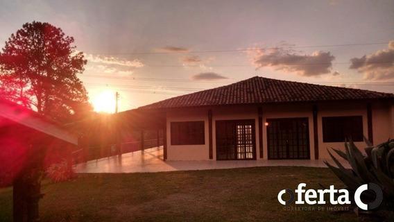 Chacara Com Casa - Palmital - Ref: 348 - V-348
