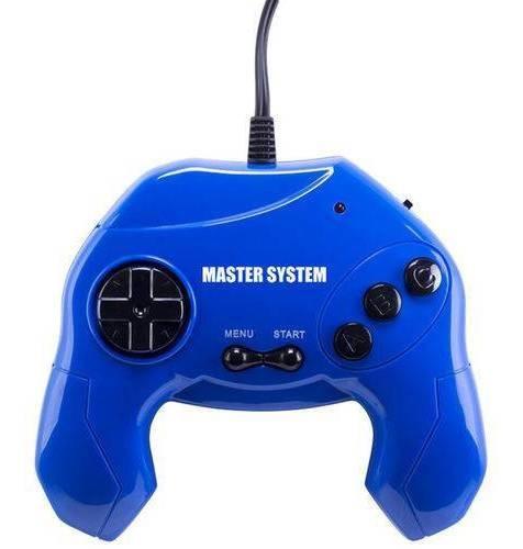 Master System 40 Jogos Plug & Play