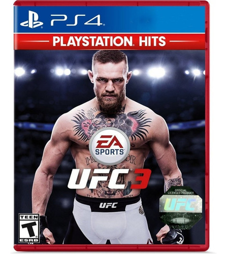 Ufc 3 Playstantion 4