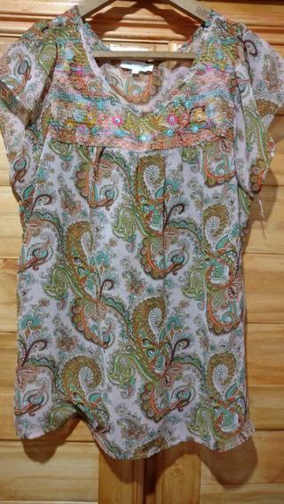 Remera Mujer Salida Marca Mix Couture