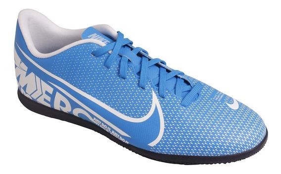 Chuteira Futsal Nike Mercurial Vapor 13 Club Ic - Azul