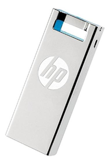 Hp Pen Drive 16gb V295w Metal Hpfd295w-16