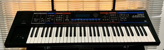 Sintetizador Roland Juno Di - Usado