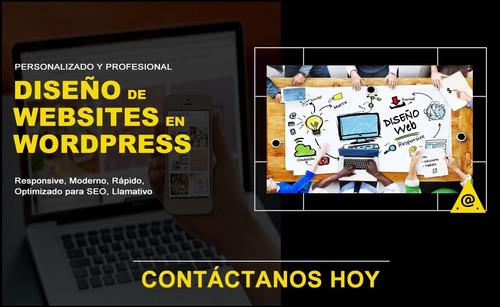 Imagen 1 de 8 de Diseño De Páginas Web En Wordpress - Diseño De Tienda Online