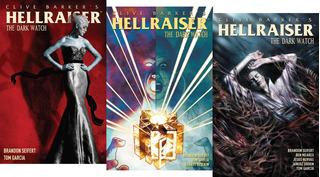 Hellraiser The Dark Watch Completo 1, 2 E 3 Lacrados