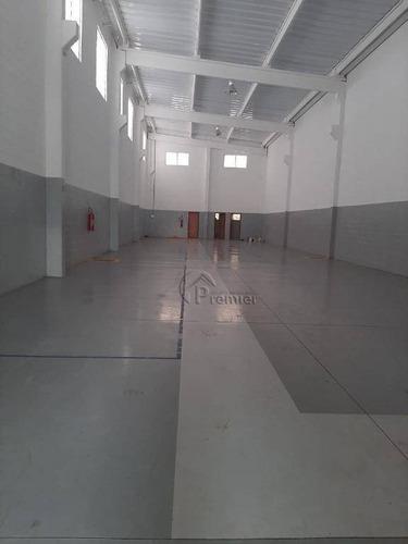 Imagem 1 de 1 de Galpão Para Alugar, 365 M² Por R$ 7.500,00/mês - Park Comercial De Indaiatuba - Indaiatuba/sp - Ga0102