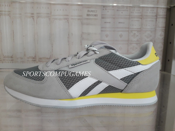 Zapato Reebok Caballero Cl Jogger 100% Original