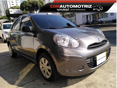 Nissan March Active Id 38826 Modelo 2019