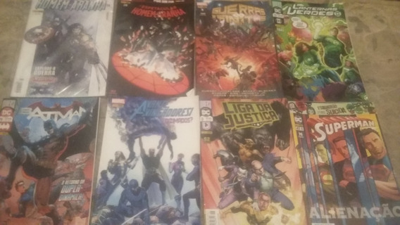 16 Revistas Em Quadrinhos Usado Em Bom Estado De Conservação