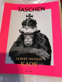 Libro Revista Taschen Winter Program 2017-2018
