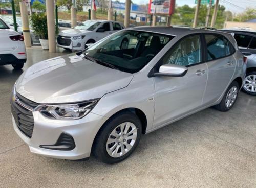 Chevrolet Onix 2021 1.0 Lt 5p