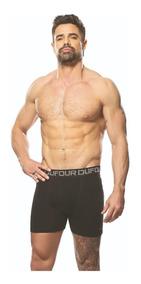 Boxer Hombre Dufour Algodon Y Lycra Articulo 12058
