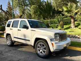 Jeep Liberty Limited Piel 4x4
