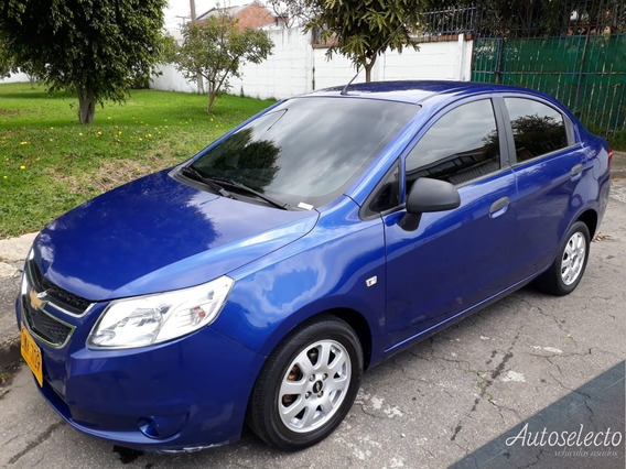 Chevrolet Sail Lt. 1.4l Mt Ca Ab Abs..