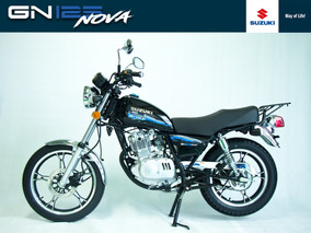 Suzuki, Gn 125 Nova