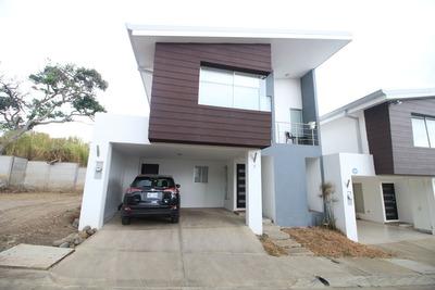 Casa En Condominio En San Rafael Heredia (nhp-409)
