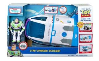 Disney Pixar Toy Story 4 Buzz Lightyear Nave Espacial