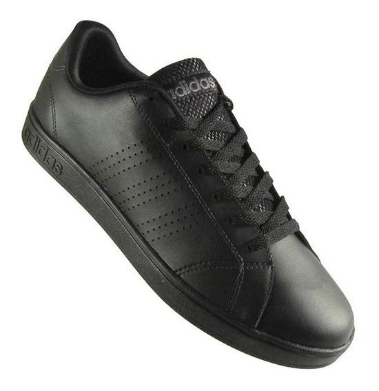 Tenis adidas Advantage   Hombre   Negro   Original   F99253
