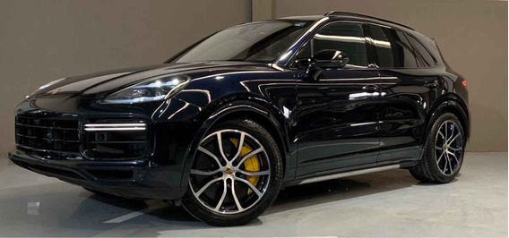 Porsche Cayenne 2019 5p Turbo V8/4.0/t Aut