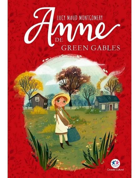 Livro - Anne De Green Gables