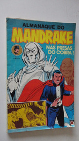 Almanaque Do Mandrake Nº 3 Rge