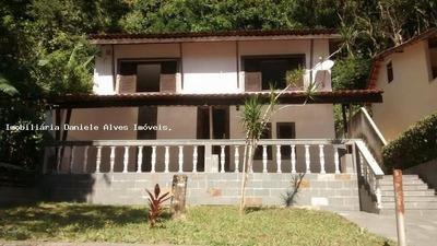 Casa De Praia Para Venda Em Mangaratiba, Muriqui, 2 Dormitórios, 1 Banheiro, 2 Vagas - 00255