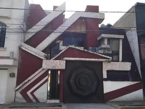 Casa En Ciudad Neza - Col. La Perla.