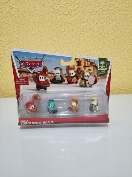 Disney Cars Topolinos Band