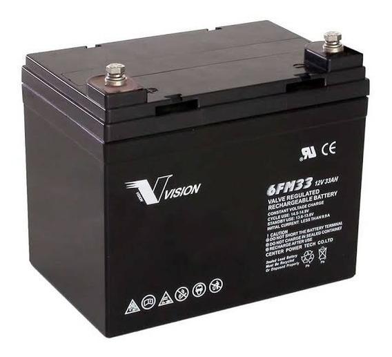 Bateria Silla De Ruedas Electrica
