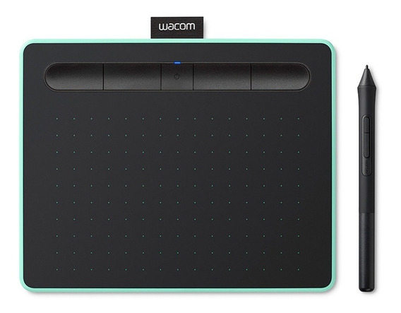 Tableta Gráfica Wacom Intuos Comfort Pen Small Pistacho 4