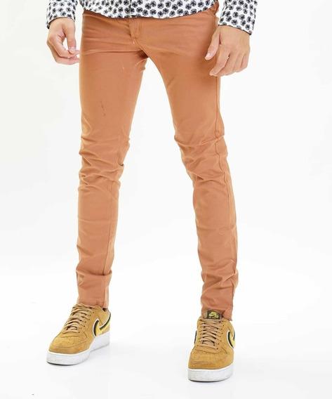 Pantalón Chino Chupin Ladrillos Pack X 2 Varios Colores