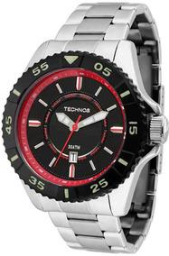 Relógio Technos Masculino Acqua Performance 2115kmb/1p