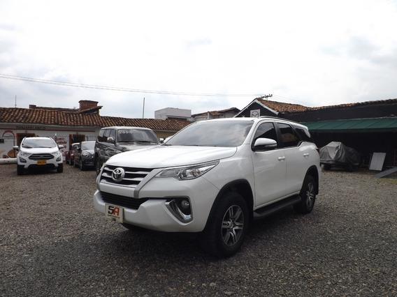Toyota Fortuner Sw4 Automatica 4x2 Modelo 2018