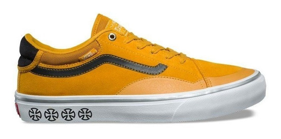 Zapatillas Vans Tnt Advanced Prototype Mostaza