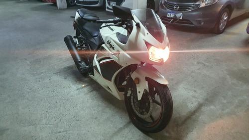 Imagen 1 de 8 de Kawasaki Ninja 250 R Special Edicion