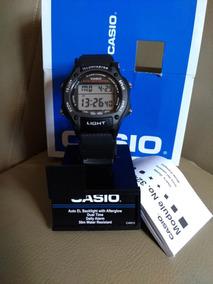 Casio Sports W-93h Novo S/uso Caixa E Manual