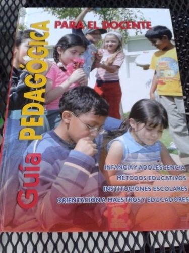 Guia Pedagogica Para El Docente