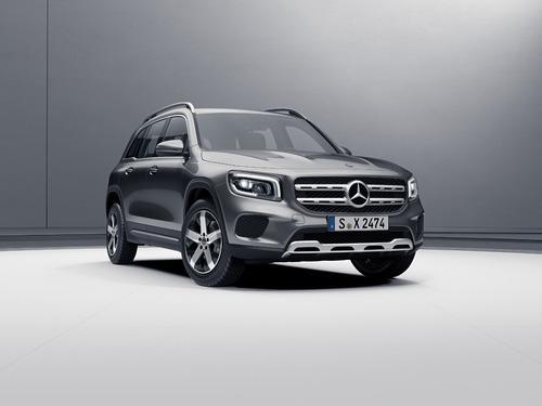 Imagen 1 de 12 de Mercedes Benz Clase Glb 200 4matic Advance At 0km Caba