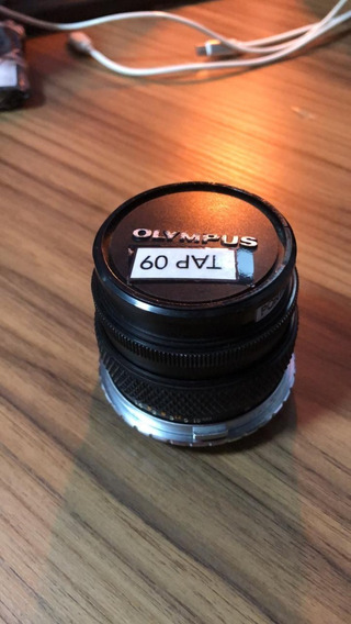 Lente Olympus 50mm 1.4