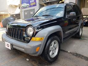 Jeep Liberty 2005 Sport!! No Hay Una Igual De Cuidada!!