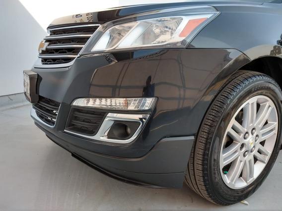 Chevrolet Traverse 2014 3.6 V6 Lt Piel 7 Pasajeros At