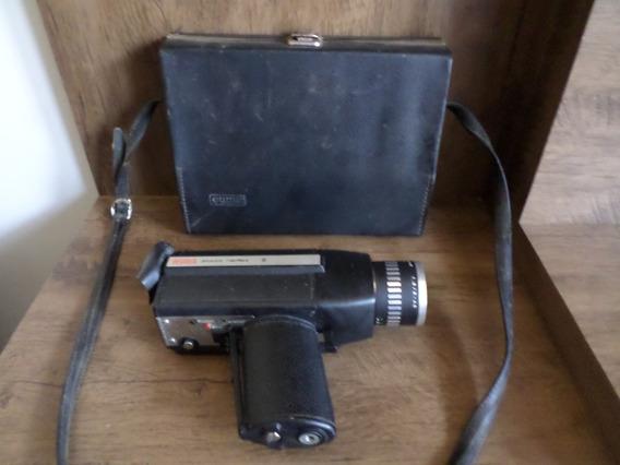 Filmadora Eumig 21 Mod Viennettes Made In Austria Super 8mm