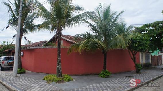 Casa Para Venda Por R$240.000,00 - Balneário Jussara, São Paulo / Sp - Bdi18656