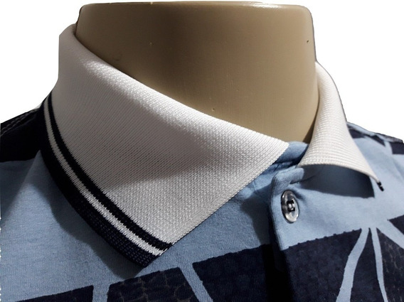Kit 6 Camisas Pólo Masculina Blusa Sortidas Atacado Revenda