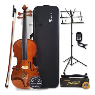 Violino Eagle 4/4 Ve441 Com Kit Completo