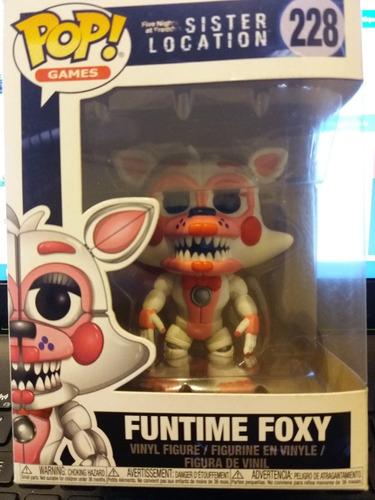 Five Nights At Freddy,funtime Foxy,funko Pop Original