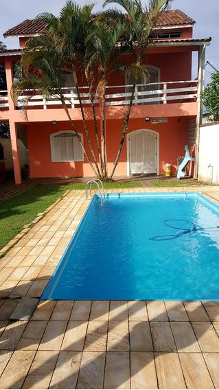 Casa Em Itanhaem Jardim Regina , Lado Praia A 800 Mts Praia