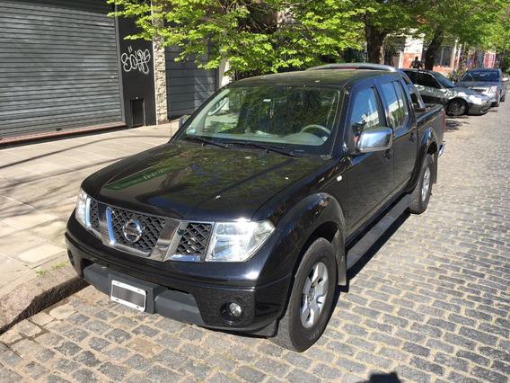 Nissan Frontier 2010 Automática 4x4 Barral Factura A Empresa