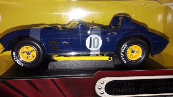 Miniatura De Veículos 1964 Chevrolet Corvette